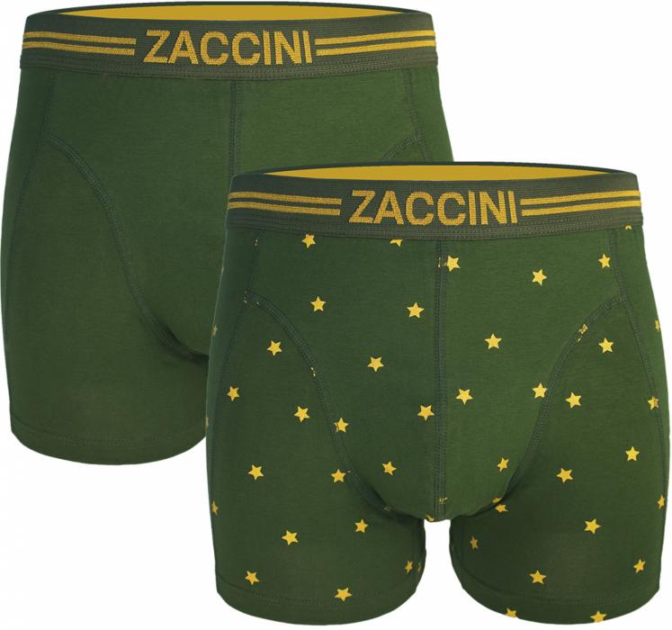 Boxershorts 2-pack Gold stars