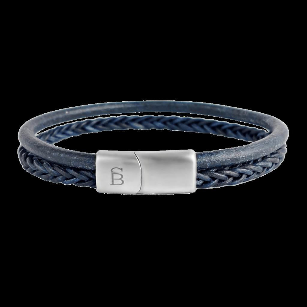 Leren armband Denby Marine