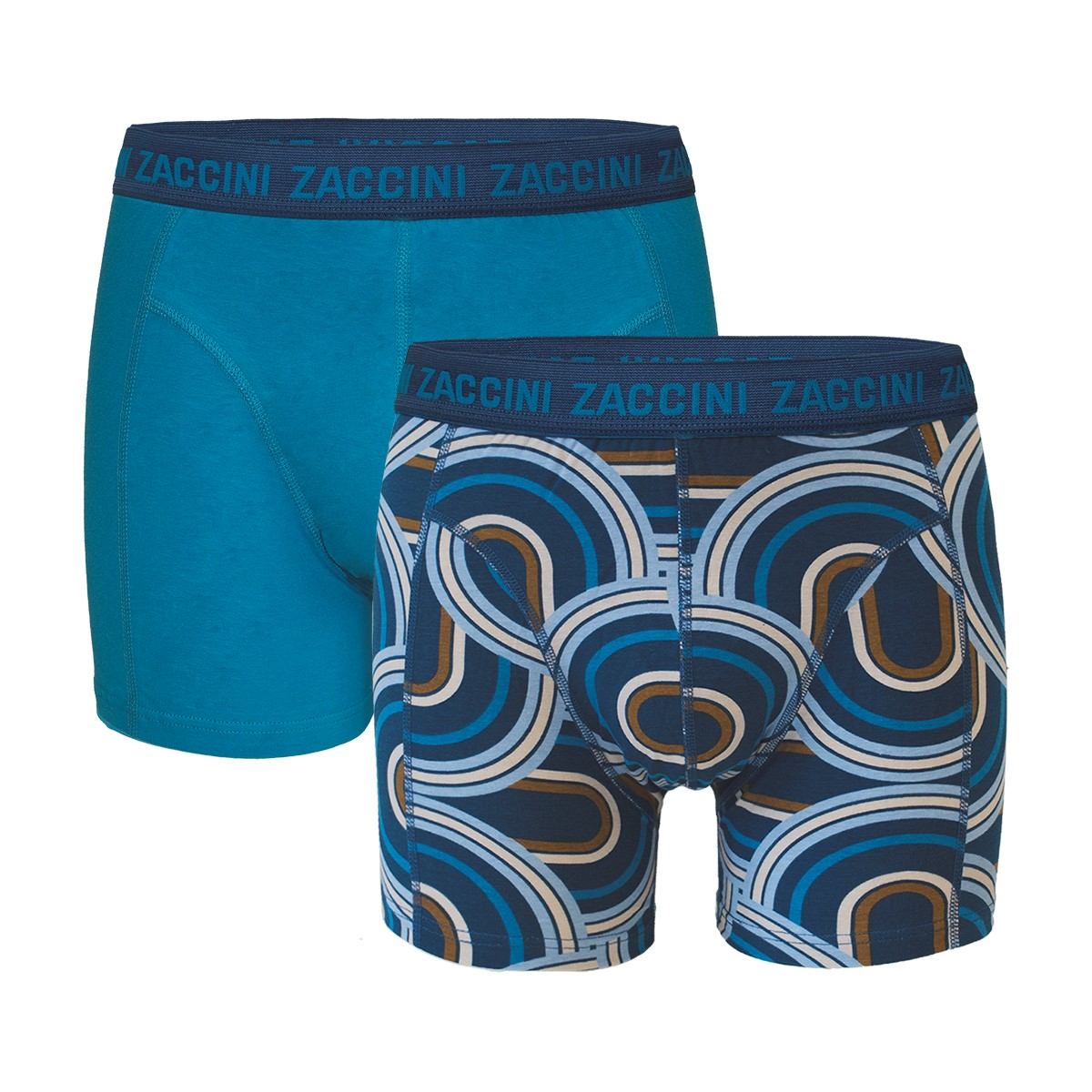 Boxershorts 2-pack Arches